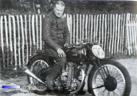 1936 Rowley Junior TT