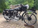 AJS model SB6 fabulous original condition